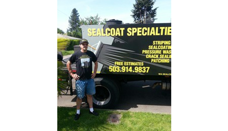 Parking Lot Maintenance | Sealcoat Specialties, LLC | Vancouver, WA | (503) 914-9837