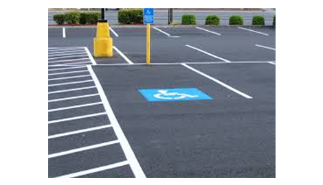 Parking Lot Striping | Sealcoat Specialties, LLC | Vancouver, WA | (503) 914-9837